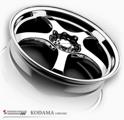 KODAMA RACING BLACK